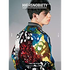 HIGHSNOBIETY JAPAN 表紙画像