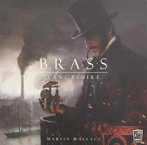 Roxley Games Brass: Lancashire Board Games