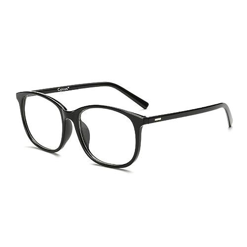 Cyxus Computer Glasses,Blue Light Blocking Eyewear,Suit for Using Phone/Reading/Gaming/Watching TV,Unisex