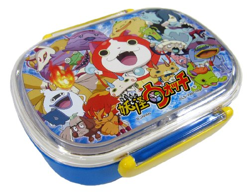 Japanese YO-Kai Watch Microwavable Bento Lunch Box by OSK