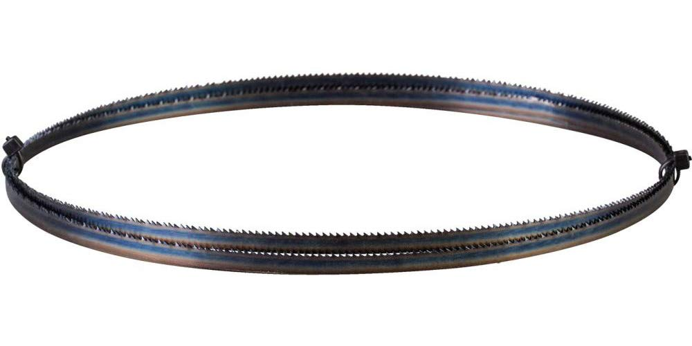 Holzstar 14 ZZ para pl/ásticos metales no f/érreos Hoja de sierra 6,0 x 0,65 x 1.790 mm
