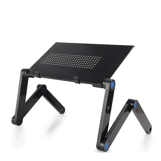 Escritorio plegable para ordenador, cama, soporte para portátil ...