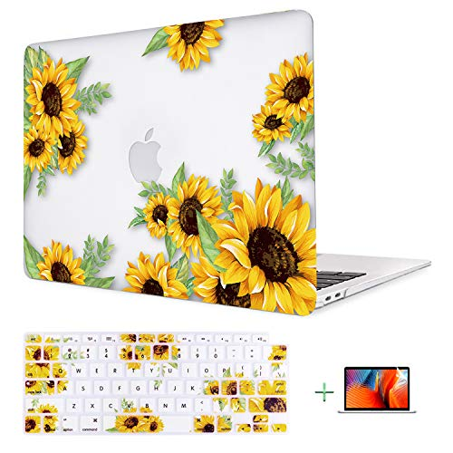 TeenGrow Keyboard Protector Compatible Sunflower