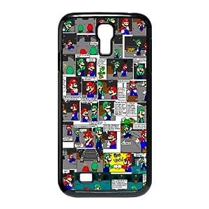 Samsung Galaxy S4 I9500 Phone Case Super Mario Bro