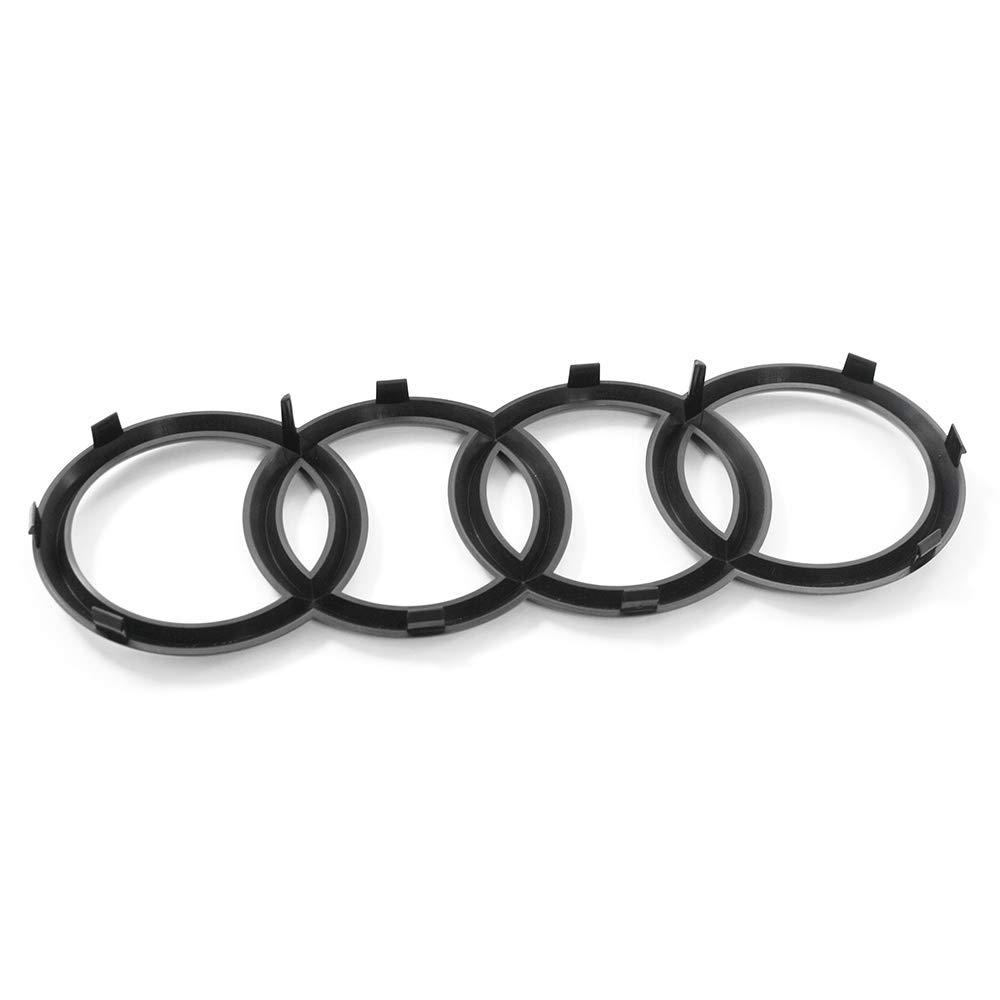 Original rings grille black sign black edition emblem blackline logo