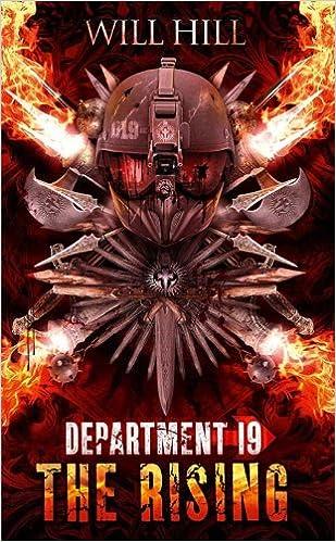 Book The Rising (Department 19, Book 2)