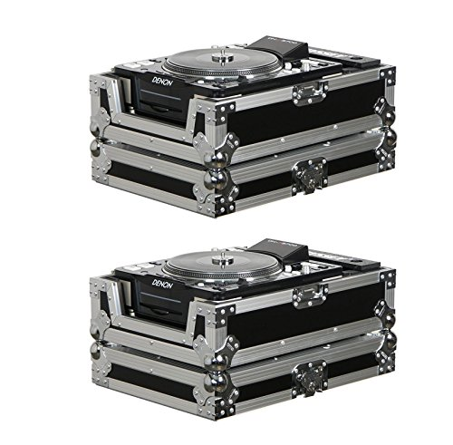 Odyssey Large Format Universal Digital Media Player Cases, 2-Pack | 2 x FZCDJ