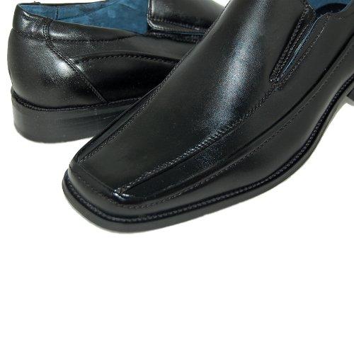 Sko Artister Enkel Läder Fodrad Stil