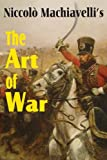 Book cover for Machiavelli's The Art of War