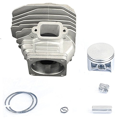 020 Piston Kit - OS 50mm Replace Cylinder Head Piston Kit for Stihl Chainsaw 044 Ms440 Replace 1128-020-1227