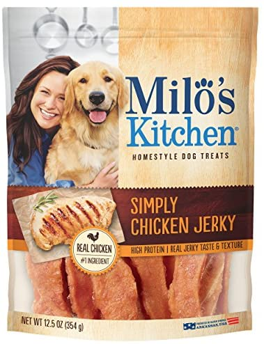 MiloS Kitchen Simply Chicken Jerky product image