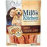 Milo's Kitchen Simply Chicken Jerky Dog Treat, 12.5 oz