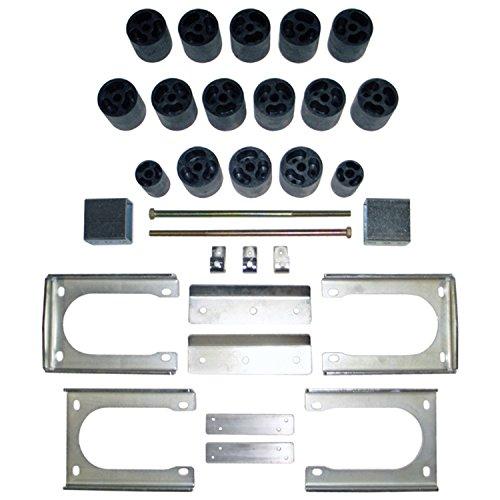 Performance Accessories, Dodge Dakota 2WD and 4WD Std/Ext/Quad Cabs 3