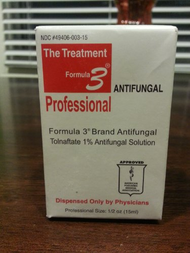 Formula 3 Anti-Fungal 1/2 oz