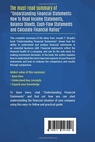 AmazonCom Summary Understanding Financial Statements Review And
