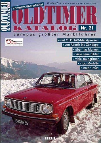 Oldtimer Katalog 21