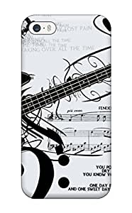 New AnnaSanders Super Strong Wwe Music Tpu Case Cover For Iphone 5/5s