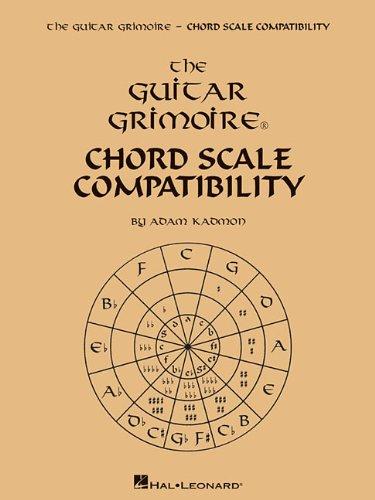 Guitar Grimoire - Chord Scale Compatibility [Kadmon, Adam] (Tapa Blanda)