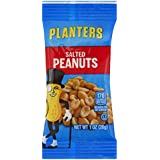 Planters Salted Peanuts, 1 oz. bag, Pack of 144