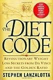 The Diet Code, Stephen Lanzalotta, 0446578878