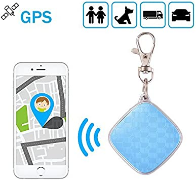 Mini GPS Tracker GSM / GPRS Localizador,Tiempo Real Mapa Gratuito de Google Impermeable Smart Anti-Perdido Seguimiento Dispositivo Para Niños Mascotas Elder Coche Apoyo Android IOS APP PC llamada SMS: Amazon.es: Coche y