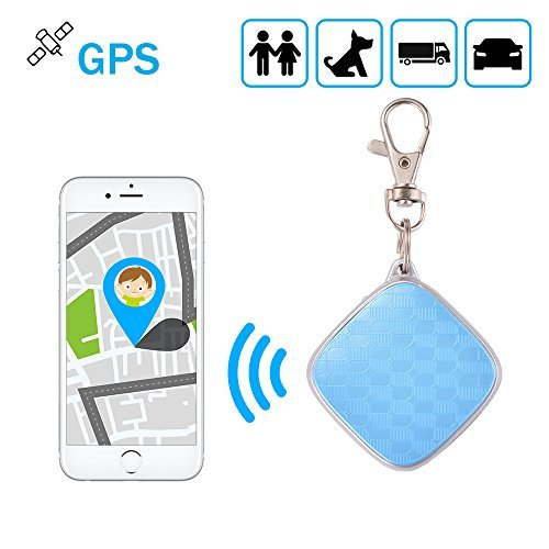 XCSOURCE Mini Waterproof GPS Tracker GSM/GPRS Real Time Tracking Device Locator with Pet Collar for Kids Pets Vehicles PS116
