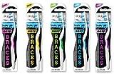 Easy Braces Brush (Pack of 3 Blue)