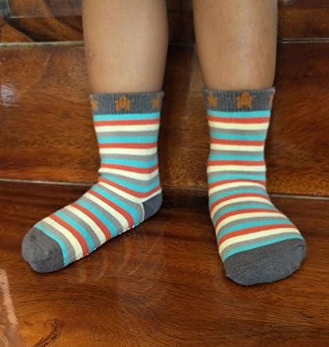 Devold Multi Kid Sock Flint//Cherise 31-33