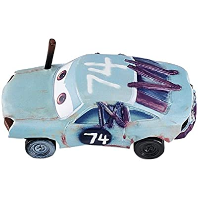 Disney Pixar Cars 3 Diecast Patty Vehicle: Toys & Games