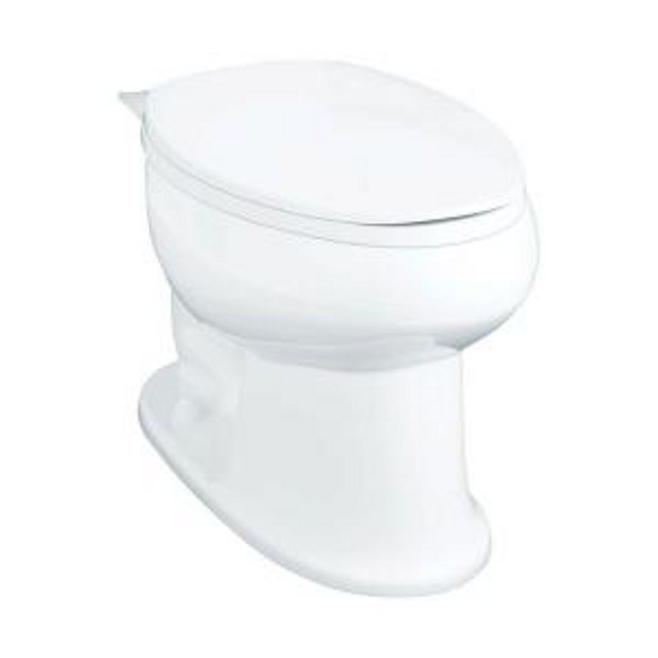 Sterling 403070-0 Stinson Elongated Toilet Bowl, White 60%OFF