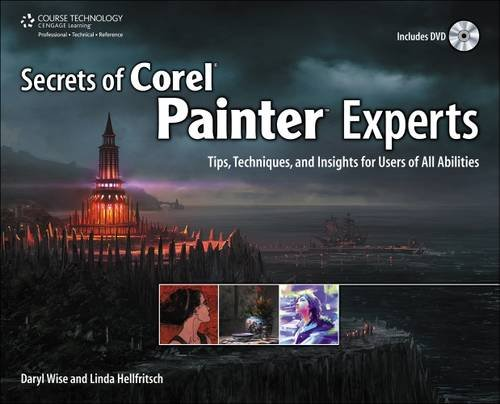 corel painter techniques - 1