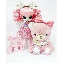 Byul Byul / romantic Queen Petit custom already nude + JM Dolly wear two Corde dressed set