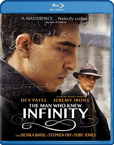 The Man Who Knew Infinity [Blu-ray]