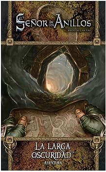 El señor de los anillos: La larga oscuridad (Lord of the Rings Lcg): Fantasy Flight Games: Amazon.es: Juguetes y juegos