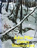 John Pike Paints Watercolor, John Pike, 0823025772