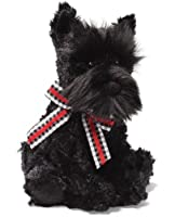 "Gund Scotty Black Scottie Dog 8"" Plush by Gund"