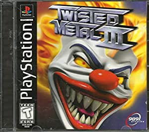 Amazon.com: Twisted Metal III: Unknown: Video Games