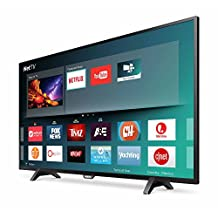 "Pantalla 43"" Smart 4K Ultra HDTV"