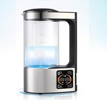 Spatial Element Agua Electrolítica Anión Negativa Generador Hidrógeno Alcalino Vaso Agua Dispensador De Agua Recargable USB