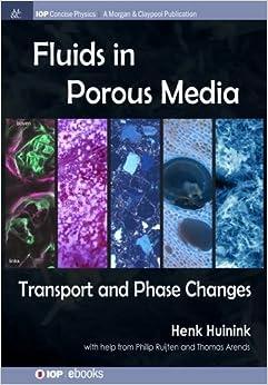 Book Fluids in Porous Media