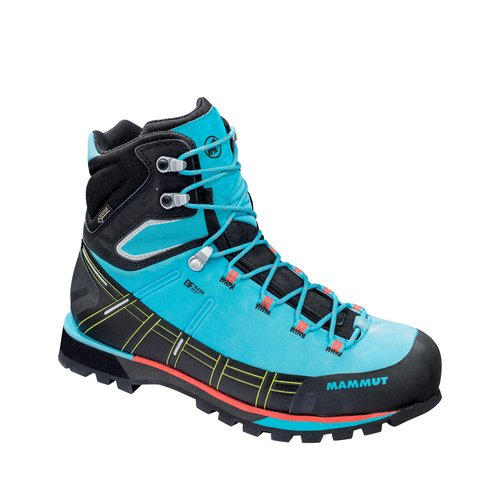 Kento High Gtx Women; Arctic-zwart; Ons 7