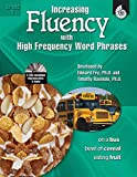 img - for Increasing Fluency with High Frequency Word Phrases Grade 1 (Increasing Fluency Using High Frequency Word Phrases) book / textbook / text book