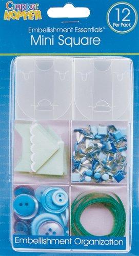 Cropper Hopper Embellishment Boxes