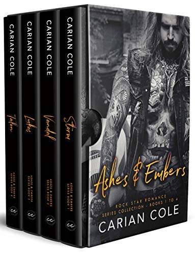 Ashes & Embers Series Collection (Books 1 to 4) ()