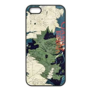 game map Phone Case for Iphone 5s