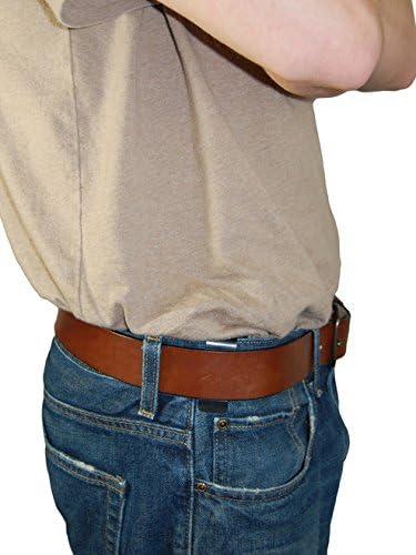 Barsony Holsters /& Belts Taille 18 Bersa CZ Kahr Walther Sig Ruger Droit Marron /étui Pliable en Cuir