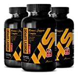 Product review for wellness formula pills - WOMEN'S SUPPORT COMPLEX 1250 mg - female sex - 3 Bottles (180 Capsules)