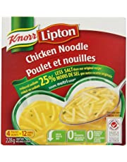 Knorr Lipton Chicken Noodle Soup Mix 4 Pouches (228g )