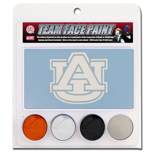 Tigers Face Paint (NCAA Auburn Tigers Face Paint)