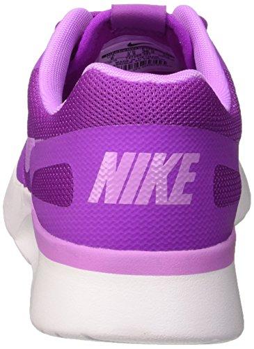 Nike Glow NS de Kaishi Vivid WMNS white Purple Fchs Chaussures Sport Violet Femme PPqw6xr